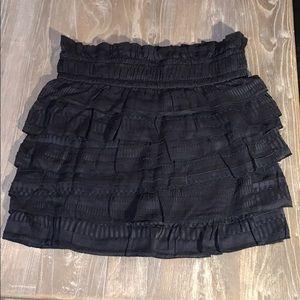 NWT IRO black skirt size 42